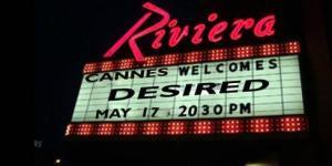 Cannes premiere