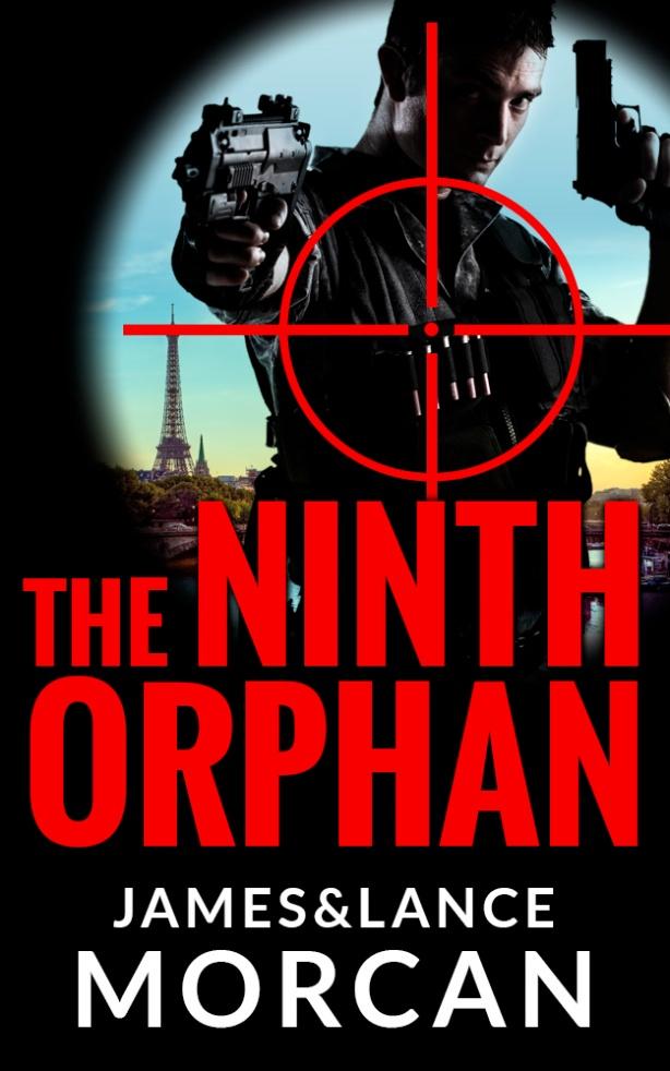 TheNinthOrphan ebook cover