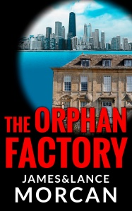 TheOrphanFactory ebook cover