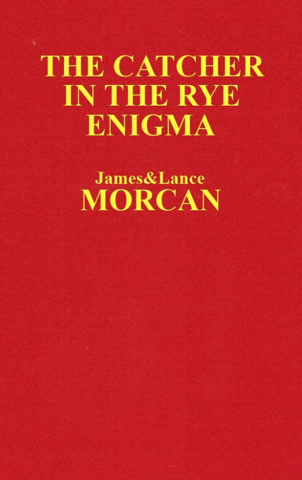 The Catcher in the Rye Enigma cover 5 (2)