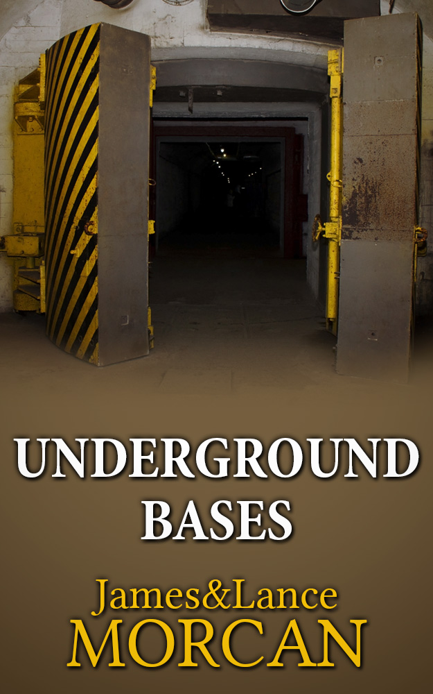 Underground Bases ebook cover