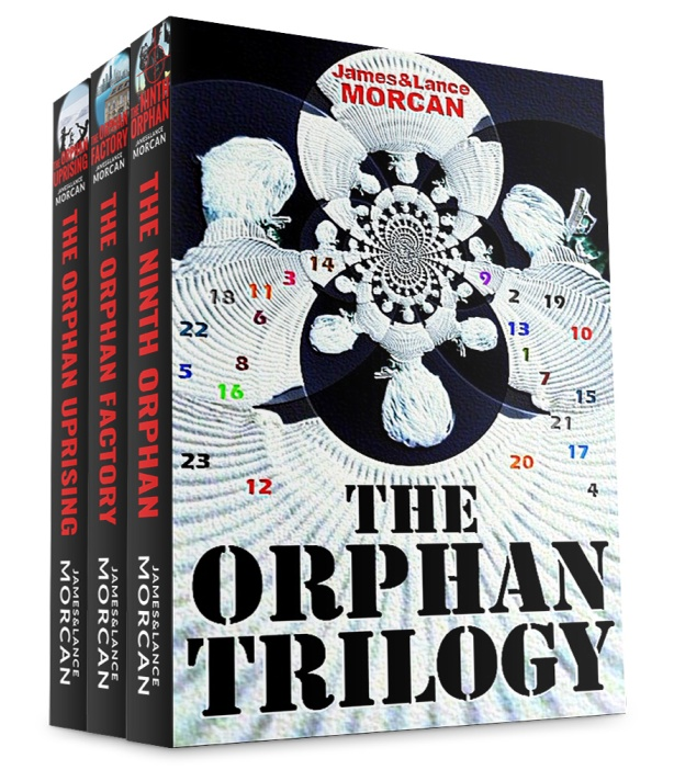The Orphan Trilogy ebook cover