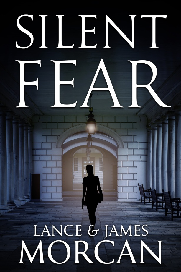 Silent Fear Kindle cover