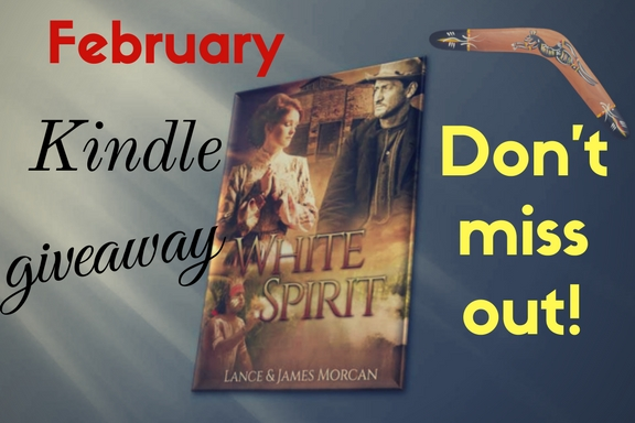 White Spirit Feb Giveaway 1