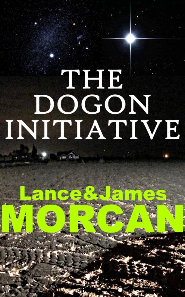 The Dogon Initiative cover