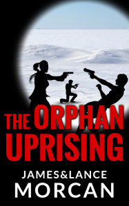 The Orphan Uprising ebook cover