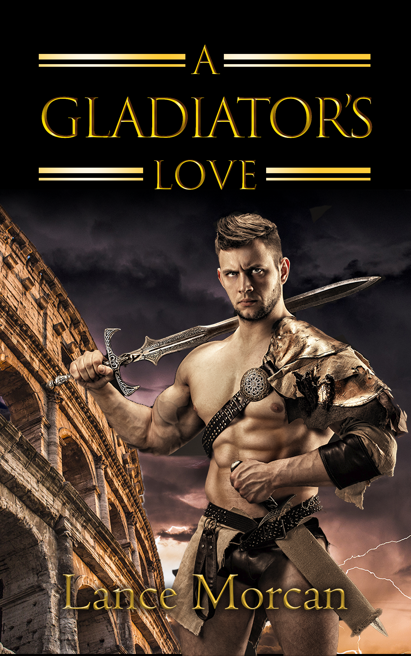A Gladiator's Love cover
