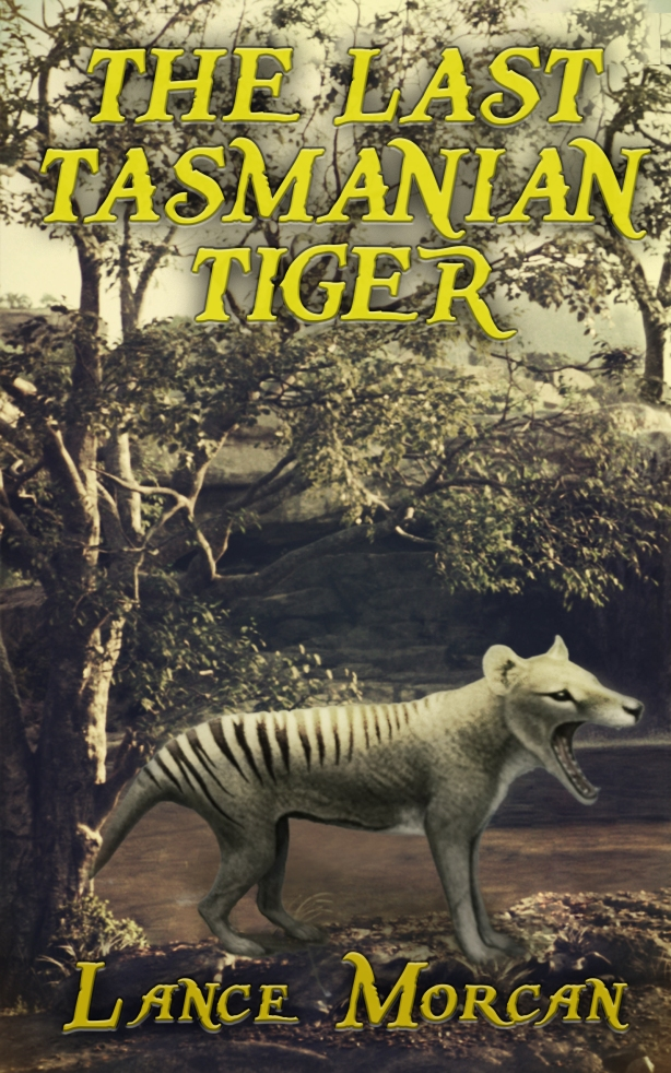 The Last Tasmanian Tiger cover