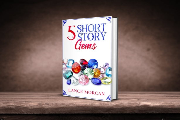 5 Short Story Gems -3D cover